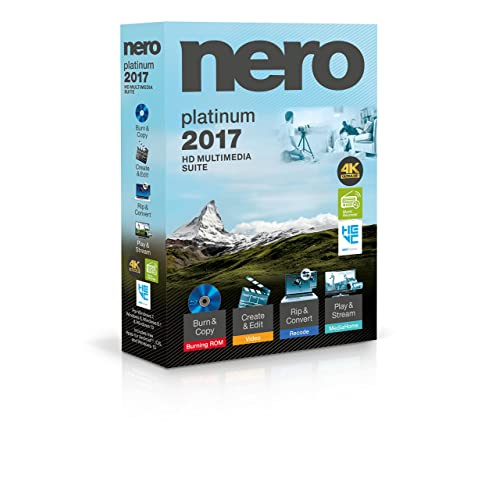 Nero 2017 Platinum (PC)