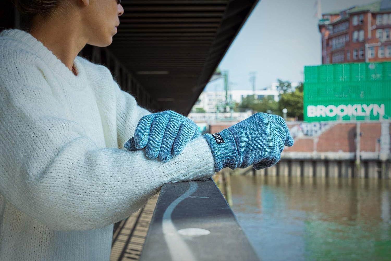 EEM guantes de punto Jette para mujer con Thinsulate Forro 100/% lana