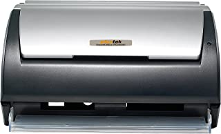 Plustek SmartOffice PS3060U Document Scanner, 30ppm/60ilm Speed, 50 Page ADF, Instant On