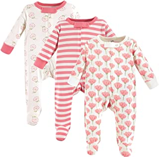 Touched by Nature Unisex Baby Organic Cotton Sleep and Play