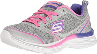 Skechers Kids Girls Dream N'dash Running Shoe