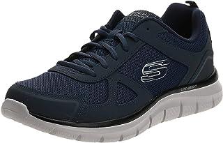 Skechers Track-scloric 52631-bbk, Scarpe da Ginnastica Basse Uomo