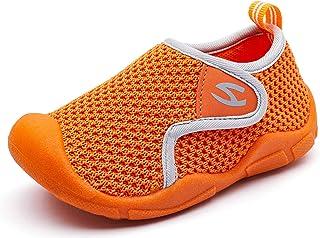 Baskets Garcon Fille Chaussures Enfants Sneakers Running Shoes Baby Shoes Unisexe Chaussures de Sport Chaussures de Marche...