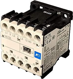 Fuji Electric, SK12L-E10, Mini-Contactor, DC-Operated (1.2W), Non-reversing, 24V DC, 1NO