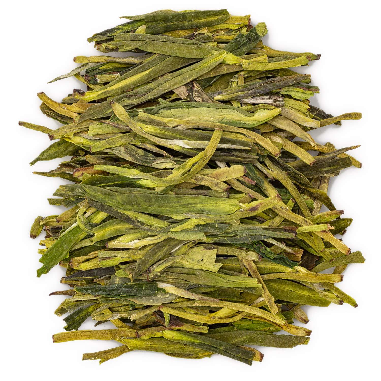 Oriarm 250g 8.82oz Xihu Challenge the lowest price of Japan Longjing Tea Long Loose Leaf Long Beach Mall Chinese -