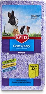 Kaytee Clean & Cozy Purple Small Animal Bedding