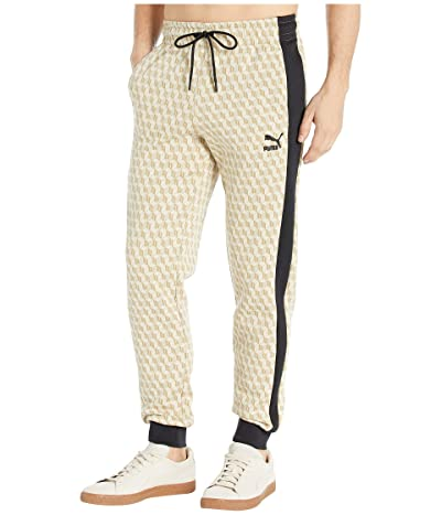 PUMA Luxe Pack Track Pants (Overcast) Men