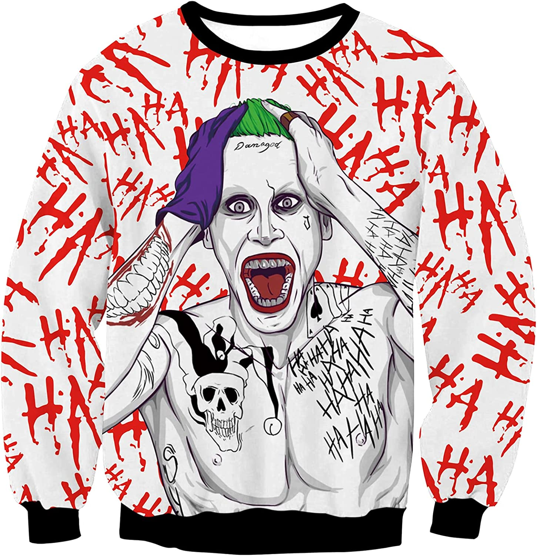 Popular shop is the Popular popular lowest price challenge Easyoyo Unisex Long SleevePullovers Men's Hip Sw T-Shirt Hop