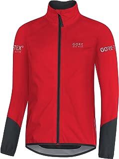 Gore Bike WEAR Men's Cycling Jacket, Gore-TEX Active, Power Jacket, Size: XL, Red/Black, JGTPOW