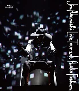 JIN AKANISHI LIVE TOUR 2016~Audio Fashion Special~in MAKUHARI(BRD) [Blu-ray]