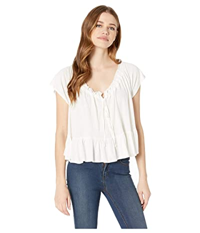 Free People Charlie Tee (Neutral) Women