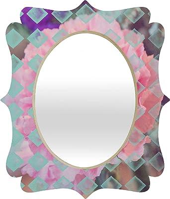 Deny Designs Iveta Abolina Boardwalk Baroque Mirror Medium//29 x 22