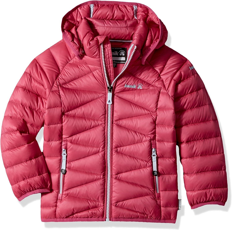 Kamik Winter Apparel Girls Adele Jacket
