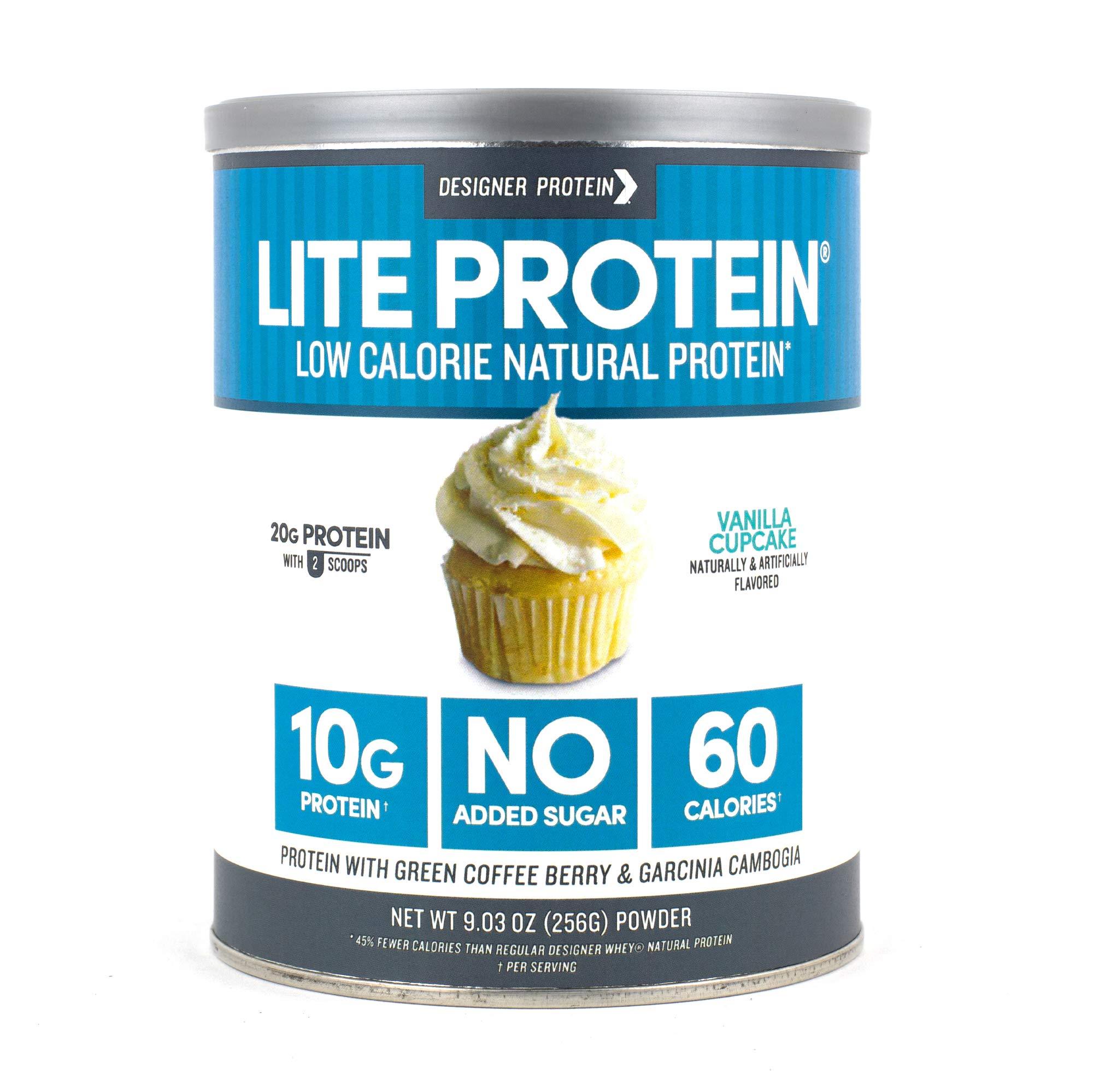 Designer Protein Calorie Natural Vanilla
