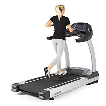 "3G Cardio Elite Runner Treadmill, Silver, 22""x62"" Running Deck"