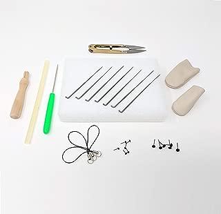 Needle Felting Tool Set - Great Starter kit for Wool Felting