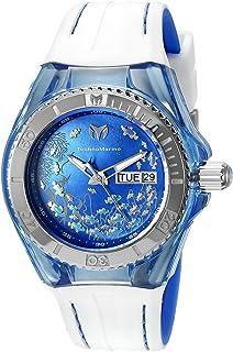 [テクノマリーン]TechnoMarine 腕時計 Cruise Dream Analog Display Swiss Quartz White Watch TM-115116 レディース [並行輸入品]