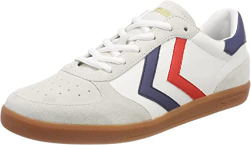 Hummel Victory Leather, paniers Basses Mixte Adulte
