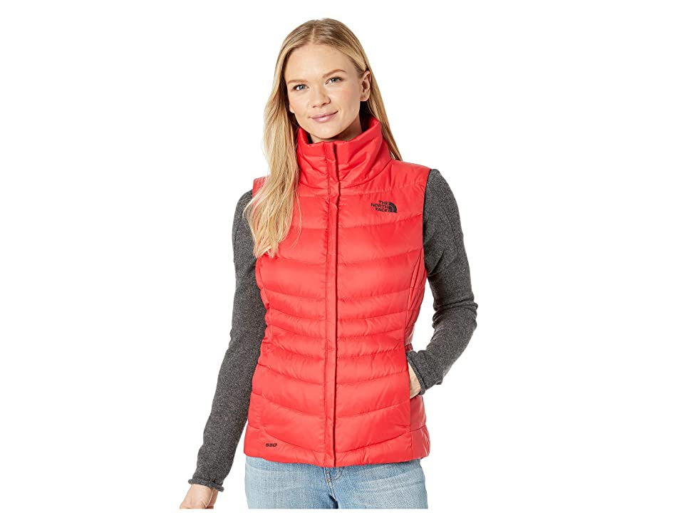 The North Face Aconcagua Vest II (TNF Red) Women