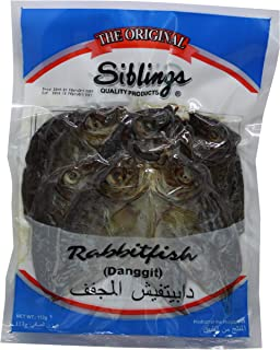 Siblings Dried Rabbitfish Danggit, 113 gm