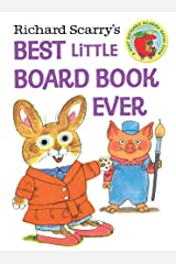 Richard Scarry's Best Little Board Book Ever Kindle Edition