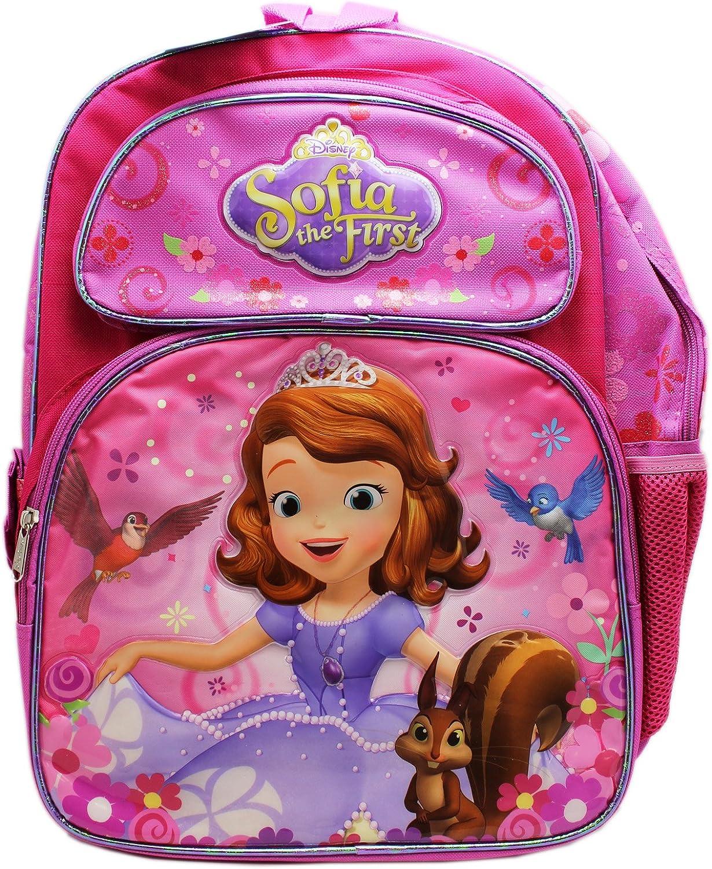 Sofia the First First First - 16 Backpack - Little Princess B00ILCHERG | Zuverlässiger Ruf  b2511b