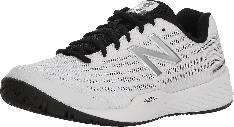 New Balance Women's 896 V2 Hard Court Tennis Shoe
