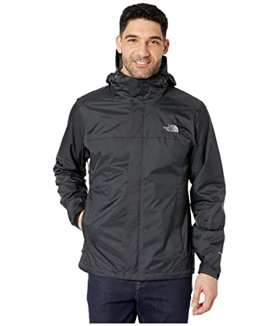 The North Face Venture 2 Jacket (TNF Black/TNF Black/Mid Grey) Men