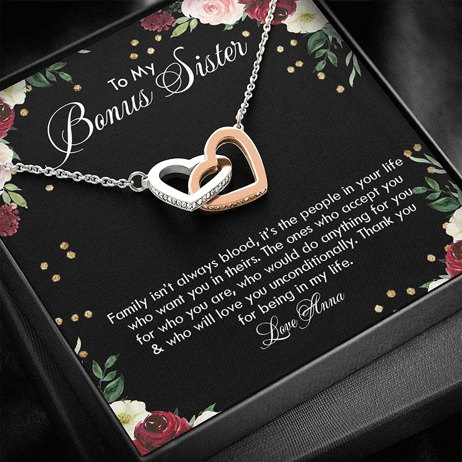 Personalized Jewelry Gift - Inventory cleanup selling sale Necklace Ranking TOP8 Unbiological Forever Love