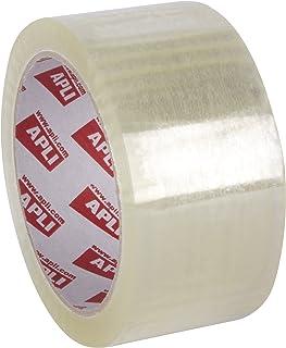 Apli Verpakking Met 36 Rollen,12321, 48 Mm X 66 M, 28 µm, Transparant