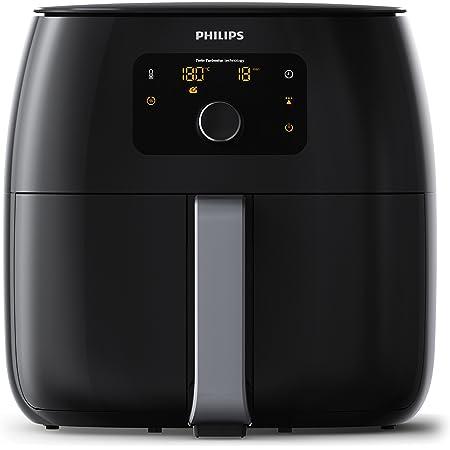 Philips HD9652/90 Airfryer XXL Noir - faites cuire, frire, rôtir, griller tous vos aliments