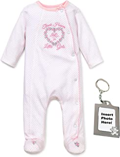 Neutral Baby Clothes for Preemie Newborn Boys Or Girls One Piece Footie Footed Sleeper