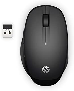 HP Dual Mode Mouse 300 (Black, 6CR71AA)