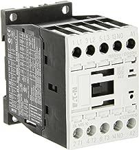 45mm 10 Max HP at 575VAC 24VDC Coil Voltage 3 Max HP at 230VAC 7-1//2 Max HP at 460VAC Eaton XTCE012B10TD XT-IEC Contactor and Starter 12A AC-3 Current Rating