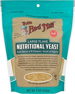 Bob's Red Mill YEAST NUTRITIONAL, 5 Ounce