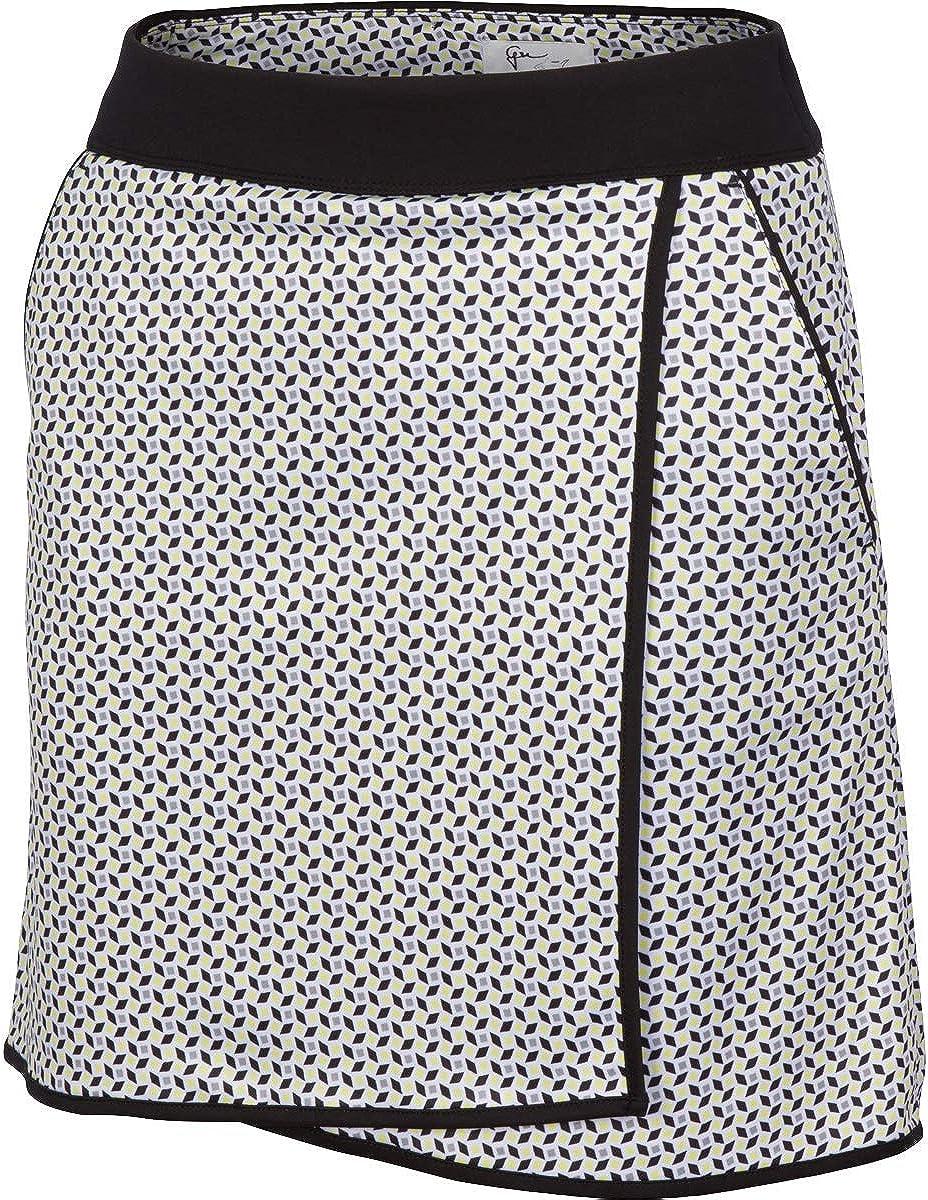 Greg Norman Women's Genuine Overseas parallel import regular item Free Shipping Bianca Knit Pull-on Skort