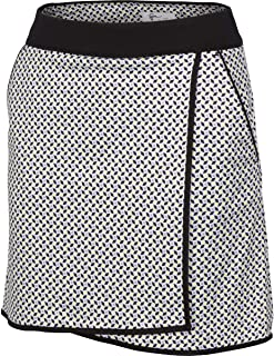 GREG NORMAN Bianca Pull-on Knit Skort
