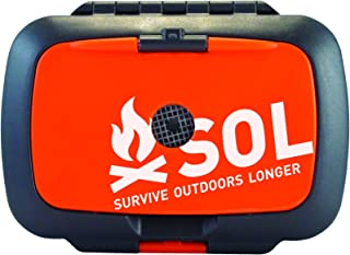 S.O.L. Origin Waterproof Survival Tool Kit