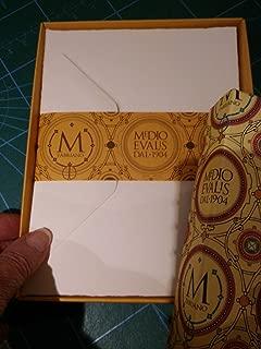 Medioevalis Set 20 Folded Cards 3.4X5.25