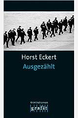 Ausgezählt: Kriminalroman (Grafitäter und Grafitote) (German Edition) Kindle Edition