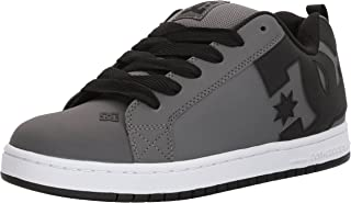 DC Men's Court Graffik Skateboarding Shoe