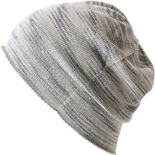 医療用帽子 シルク100% 日本製 ニット帽 帽子 - HKA ビーニー ワッチキャップ 男女兼用 charm