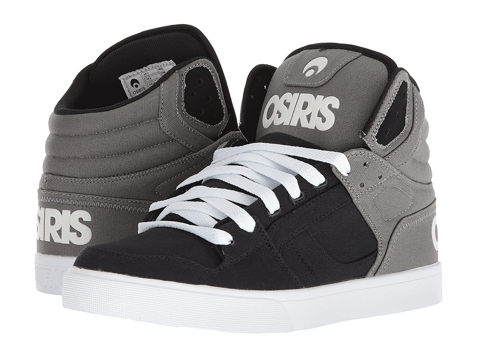 Osiris CloneAtmospheric grades have affordable shoes