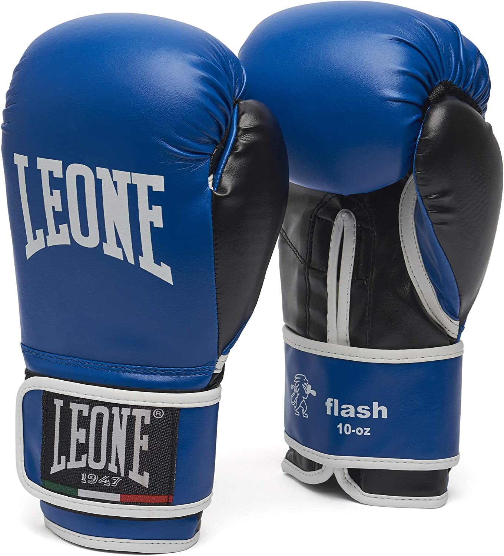 Leone 1947 Flash Boxing Gloves Blue