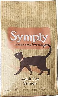 シンプリー キャット フード (1.5kg) グレインフリー 穀物 香料 着色料 不使用 全猫種 全年齢 対応 サーモン ニシン マス