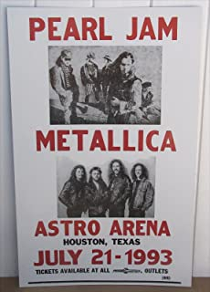 Best metallica houston poster Reviews