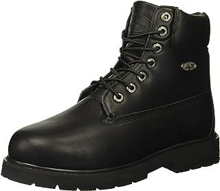 حذاء طويل أنيق من Lugz Men's Drifter 6 Steel Toe