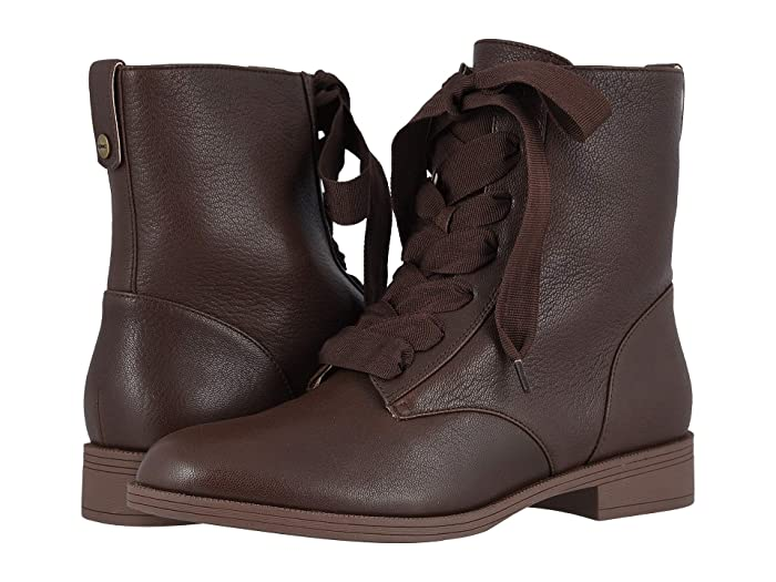 Women's Vintage Shoes & Boots to Buy VIONIC Jayce Chocolate Womens Boots $189.95 AT vintagedancer.com