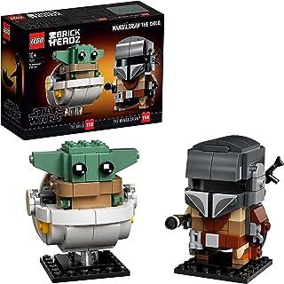 LEGO 75317 Star Wars The Mandalorian & The Child Byggsats med Baby Yoda, Byggklossar för Barn