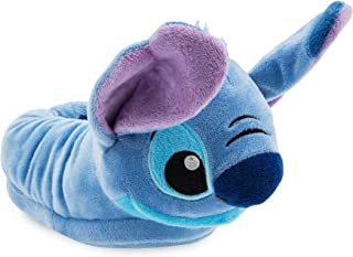 Disney Stitch Slippers for Kids Blue